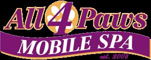 All 4 Paws Mobile Spa, Ontario, Guelph
