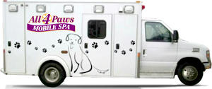 All 4 Paws Mobile Spa, Ontario, Guelph